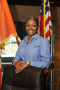 Ms. Shenika Thomas, MPS, CFE, MBA