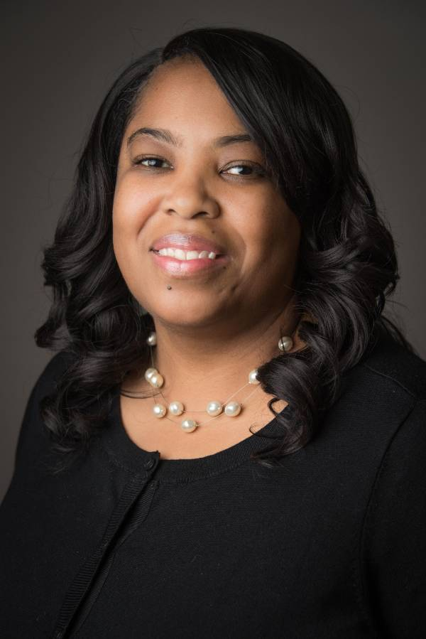 Associate Vice Chancellor of Facilities Kimberly Moore