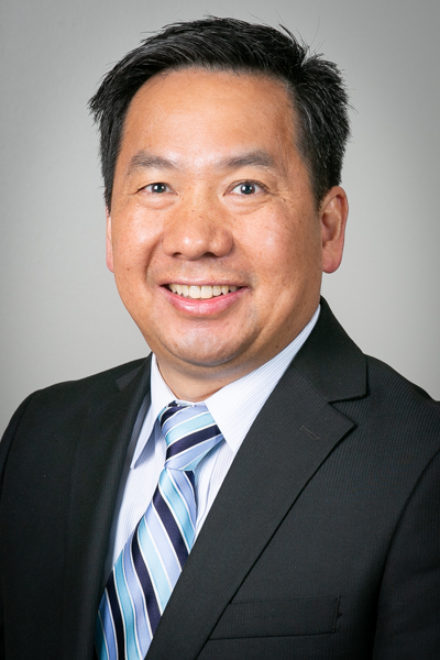 A headshot photo of Dr. Xu.