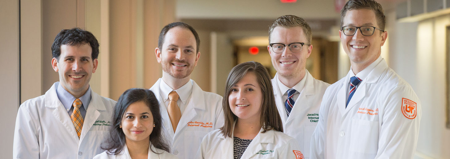 2017-2018 internal medicine chief residents