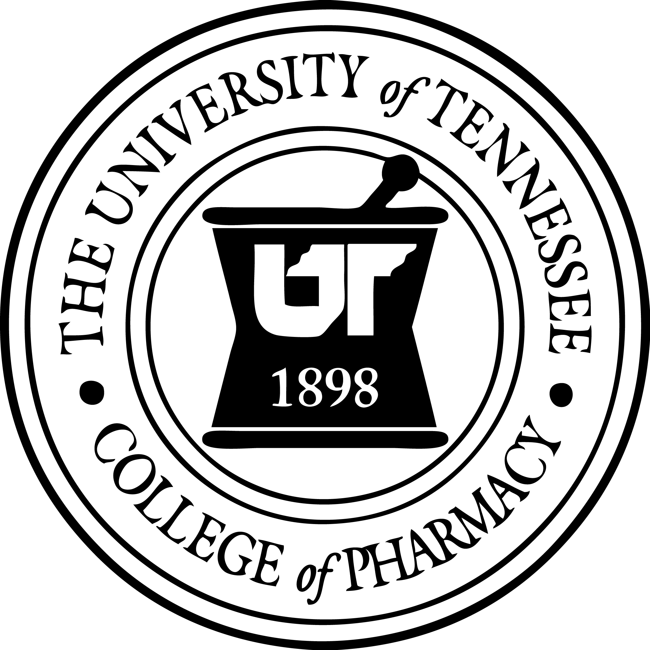 uthsc college of pharmacy seal