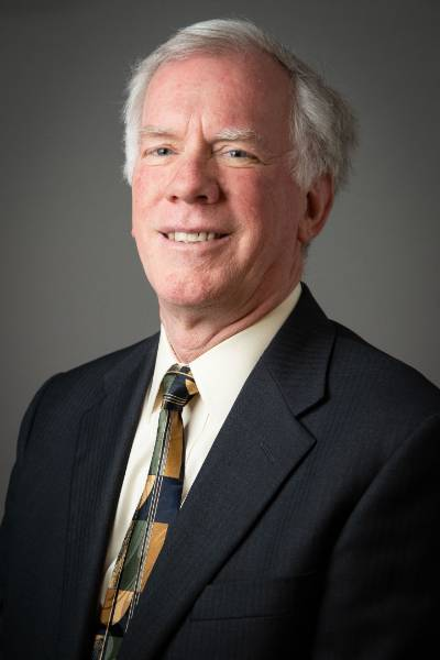 A headshot photo of Dr. Don Thomason