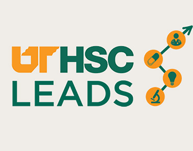 UTHSC LEADS graphic