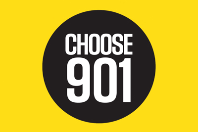 Choose901 logo.